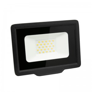 LED Floodlight Strahler 20W 230V IP65 XENO neutralweiss
