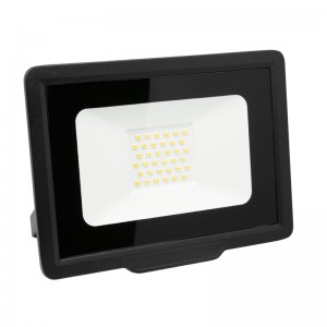 LED Floodlight Strahler 30W 230V IP65 XENO neutralweiss