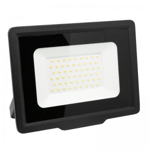 LED Floodlight Strahler 50W 230V IP65 XENO neutralweiss