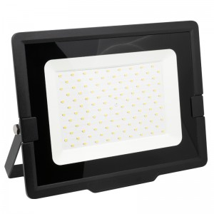 LED Floodlight Strahler 100W 230V IP65 XENO neutralweiss