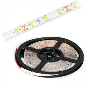 LED Strip 3x2835 / 5cm IP65 5m Rolle / 30W kaltweiss