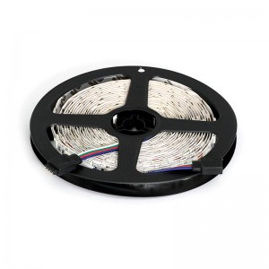 LED Strip 3x5050 / 10cm IP20 10m Rolle / 72W RGB