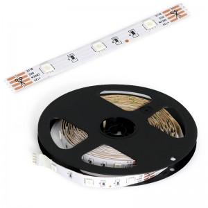 LED Strip 3x5050 / 10cm IP20 5m Rolle / 36W RGB 150 LEDs