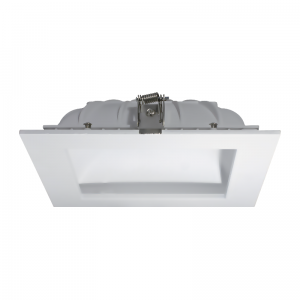 Downlight LED  Einbauspot 8W 230V CINDA eckig