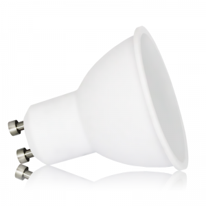 Leuchtmittel LED SMD GU10 230V MILK 5W=50W warmweiss