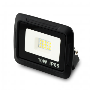 LED Floodlight Strahler 10W 230V IP65 MH warmweiss