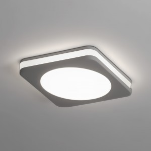 Einbauspot Downlight LED TIGO D 5W 230V IP20 eckig