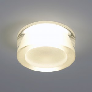 Einbauspot Downlight LED COB JULIET 3W 230V IP20 rund