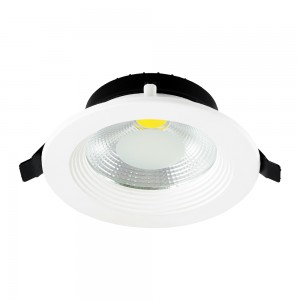 Einbauspot LED COB Downlight 230V IP20 10W MOKI.10 neutralweiss