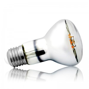 Leuchtmittel LED Filament E27 R63 6W 510lm warmweiss