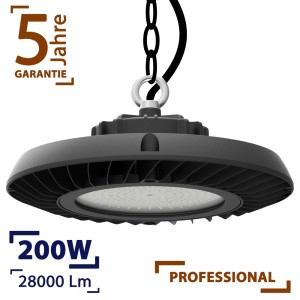 Hallenstrahler LED High Bay NEO 230V IP65 200W neutralweiss