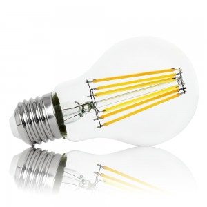 Leuchtmittel LED Filament E27 A60 10W 1050lm warmweiss