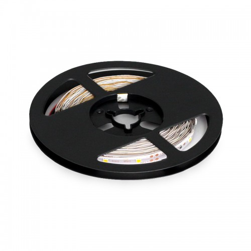LED Strip 6x3528 / 5cm IP20 5m Rolle / 48W kaltweiss
