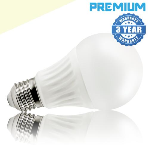 E27 LED Birne Lampe Leuchte Leuchtmittel Glühbirnen 12W kaltweiß 5-er Satz