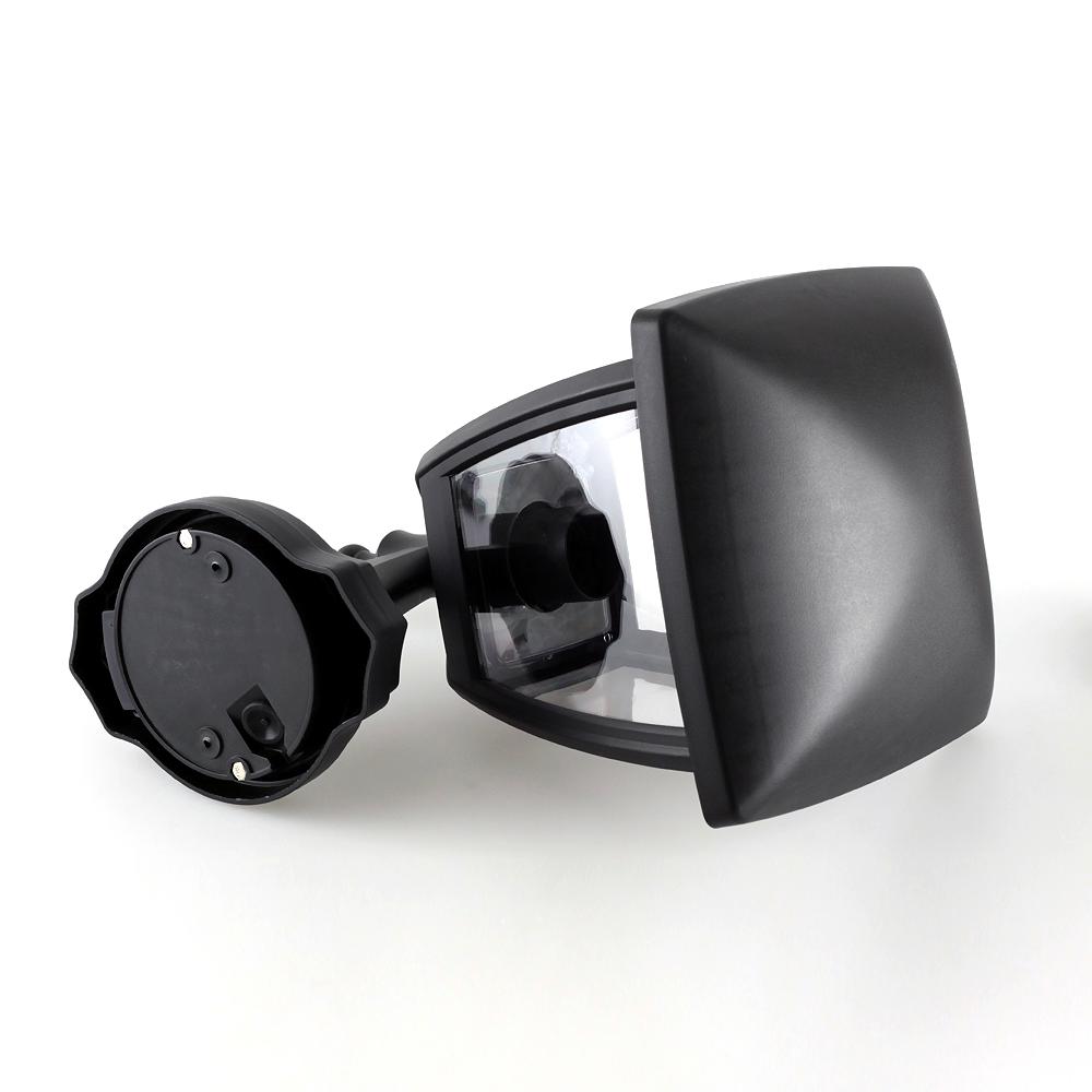Außenleuchte KREDO.S schwarz Wandleuchte E27 IP44 Eingangsleuchte mit Sensor